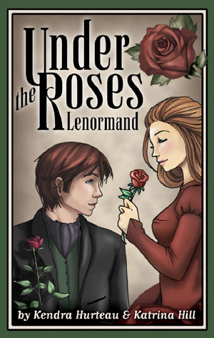 Under The Roses Lenormand Deck