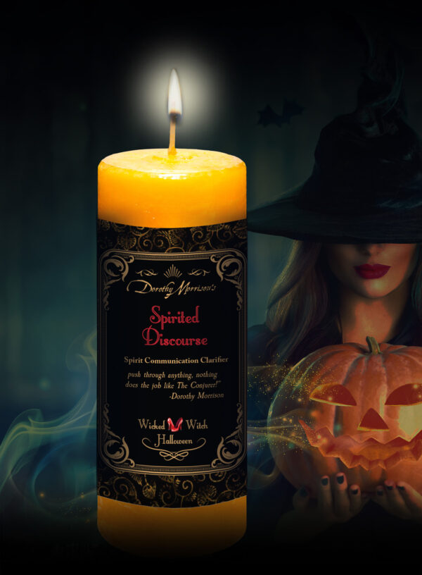 Spirited Discourse Candle
