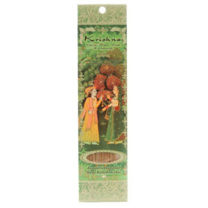 Krishna Incense Sticks - Vetiver, Cedarwood & Halamadi