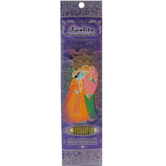 Lalita Incense Sticks - Sandalwood & Musk