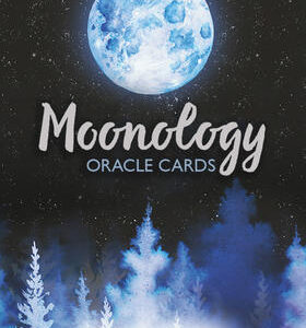 Moonology Oracle Cards & Guidebook